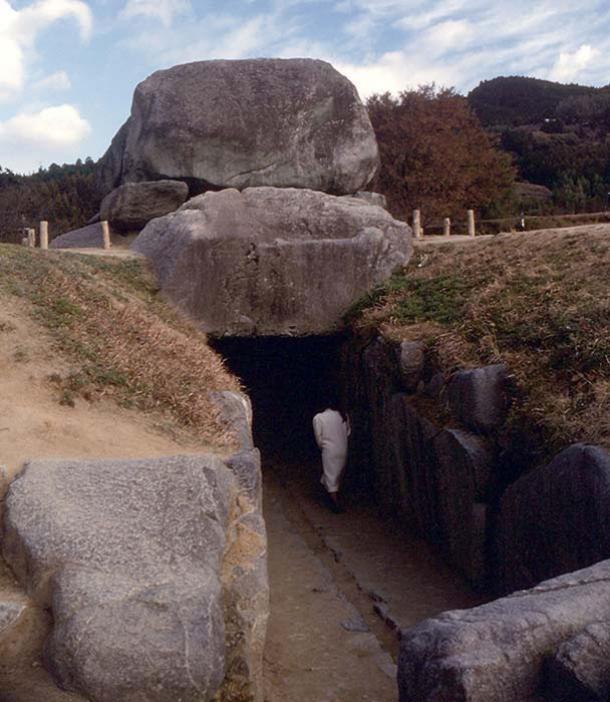 tombe séthi 1er tunnel