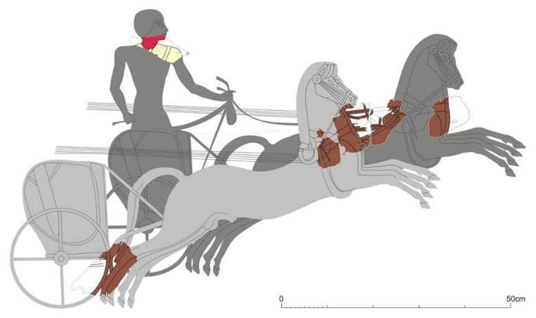 reconstitution-relief-temple-funéraire-thoutmosis-Ier-deir-el-bahari