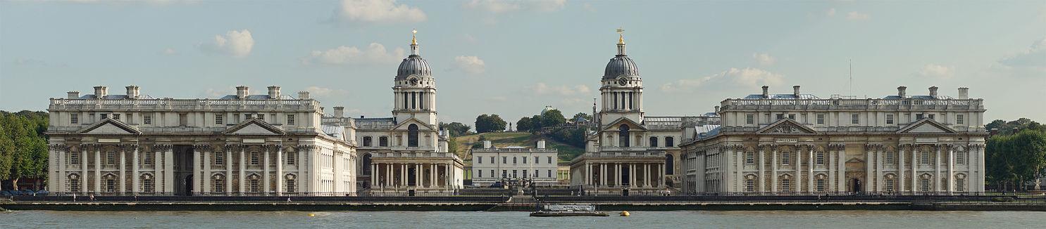 hôpital-Greenwich-Londres