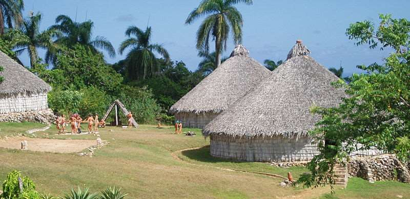 village taino Cuba