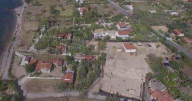 Un temple d'Artémis perdu découvert près d'Erétrie sur l'île d'Eubée