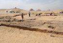 Temple inconnu de Ramsès II découvert près des pyramides d'Abousir