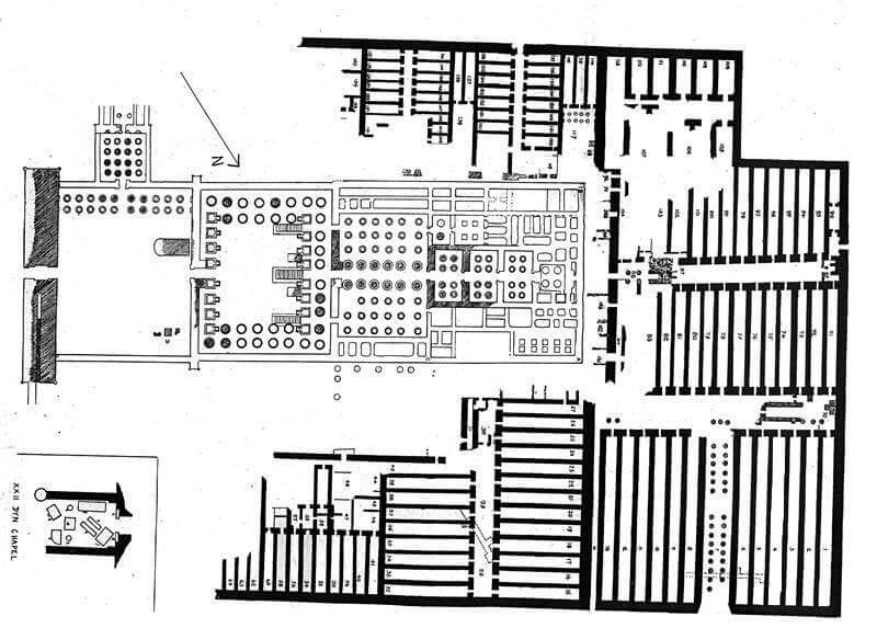 plan-temple-funeraire-ramses-thebes