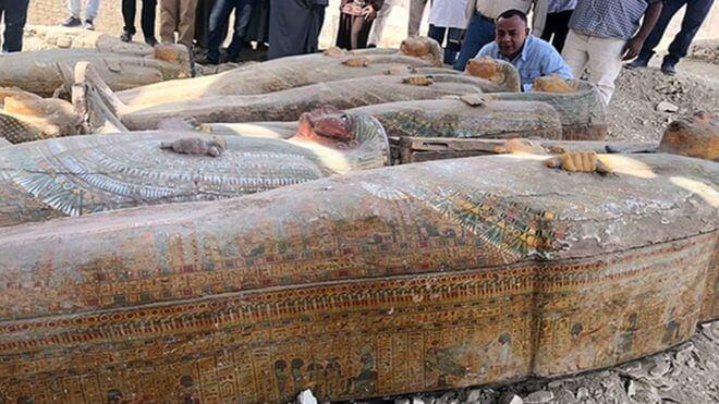 sarcophages-égyptiens-louxor